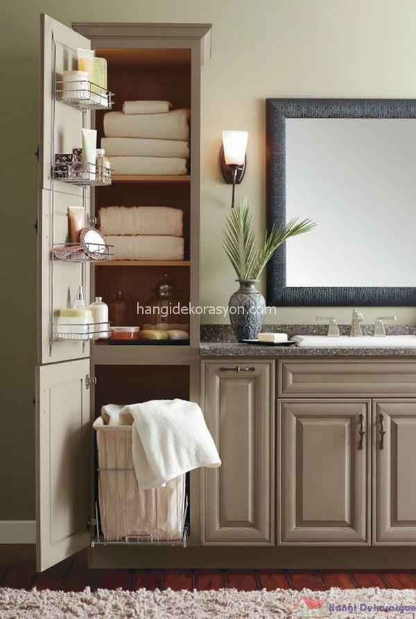 Kullanışlı Banyo Dolap Modelleri 2015 « Hangi Dekorasyon Modeli Acaba !!!