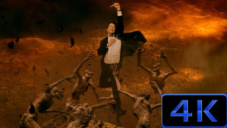 To Hell And Back - Constantine-(2005) Movie Clip Blu-ray 4K UHD - YouTube