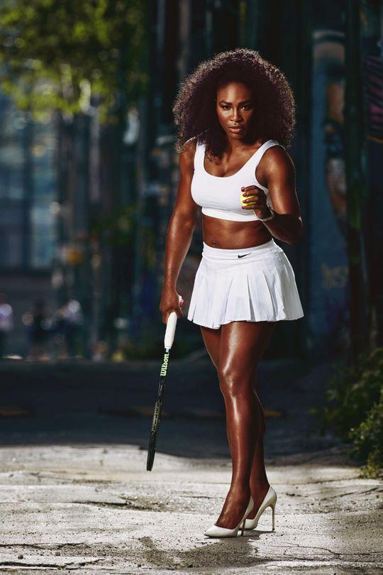 "#SerenaWilliams ""Serena Williams | Harper's Bazaar November 2015 Issue (x) """