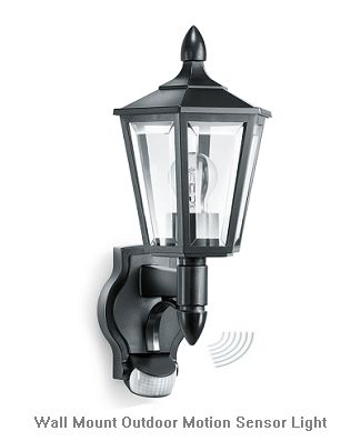 Automatic Light L 15 From Steinel For Safe Secure Home