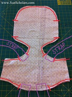 Sun Scholars: Baby Doll Carrier Tutorial--no buttons, snaps, or velcro
