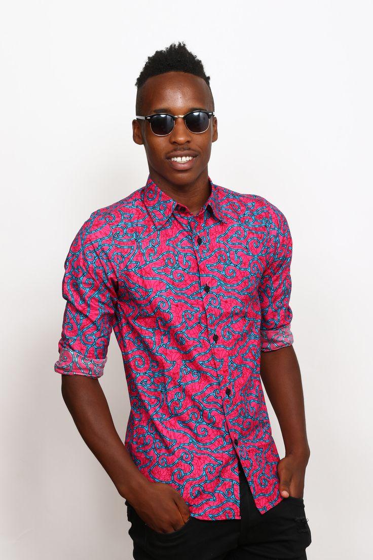 Check this out! Wax print long sleeve shirts http://shop.modafricana.com/products/wax-print-long-sleeve-shirts-9