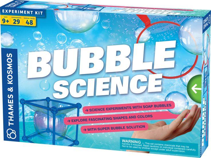 Thames & Kosmos ~ Bubble Science