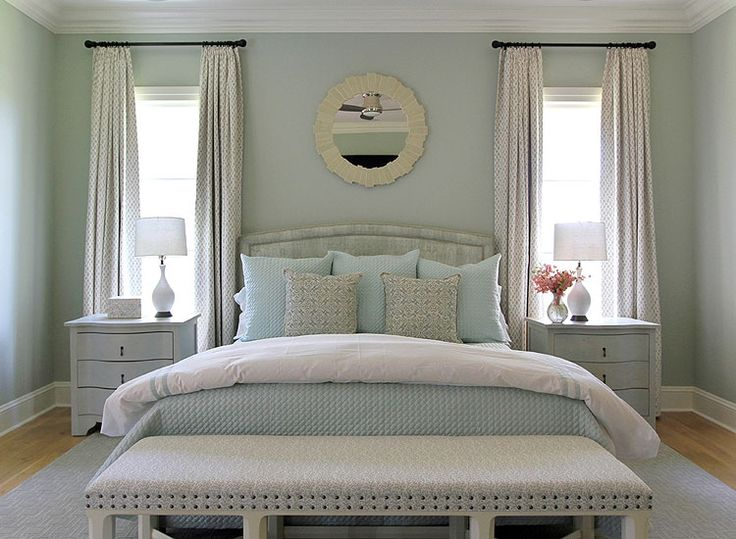 Coastal Look Bedroom Washed Color And Soft Textures