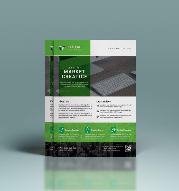 Best Print Flyer Design Template 5.99…