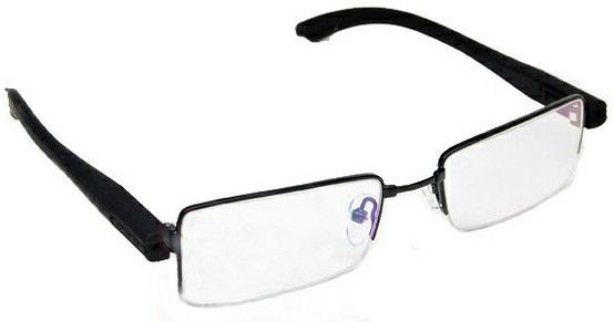 spy camera glasses....they look like real glasses