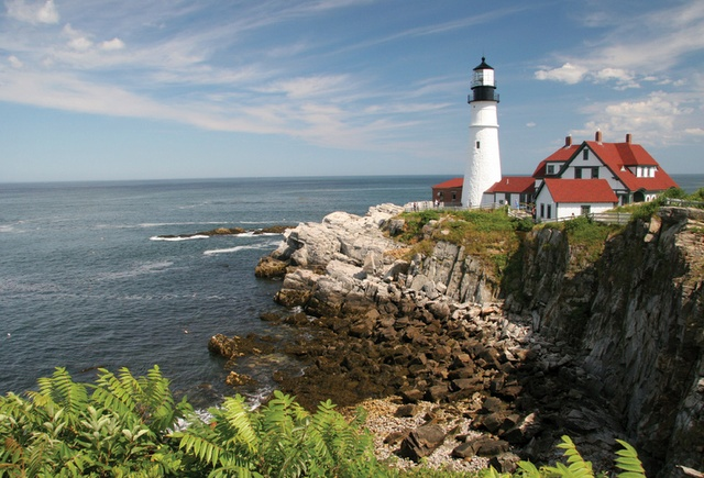 maine. and lighthouses.East Coast, Buckets Lists, Favorite Places, New England, England Lighthouses, Portland Maine, Portland Head, Roads Trips, Maine Lighthouses