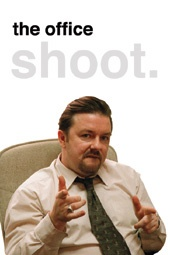 The Office (UK)- Ricky Gervais is the funniest person on the planet.
