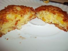 suikermielie poffertjies - SWEETCORN FITTERS. DELICIOUS WITH CINNAMON SUGAR OR CHUTNEY AND GRATED CHEESE