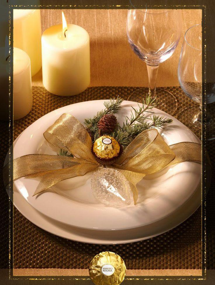 [Thalie] Un Ferrero Rocher sublimera t-il votre table de l'épiphanie cette année ?