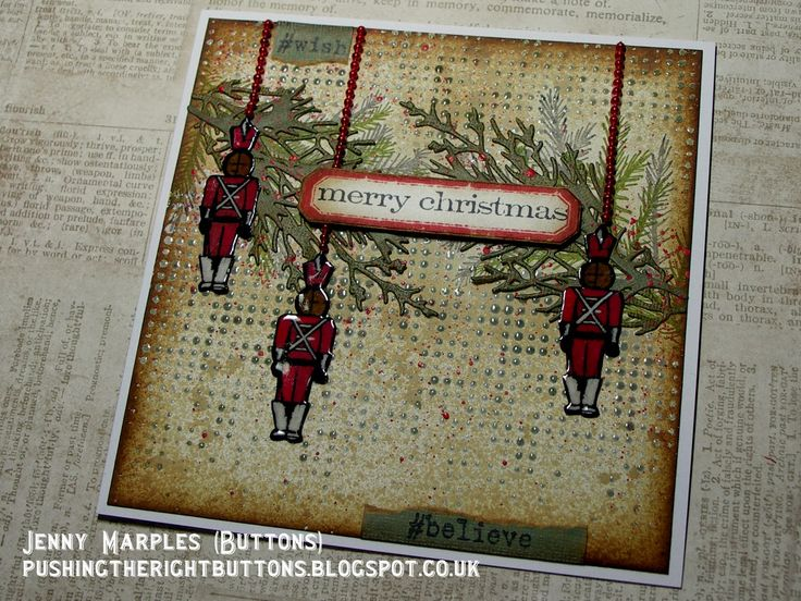 238 best tim holtz christmas images on pinterest