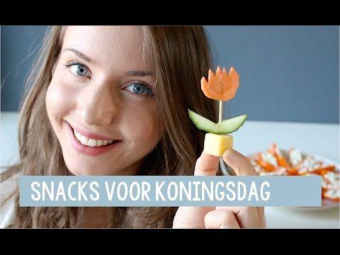 Snacks voor Koningsdag - Foodgloss - YouTube