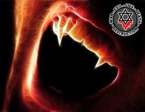 Rządzi Synagoga Szatana