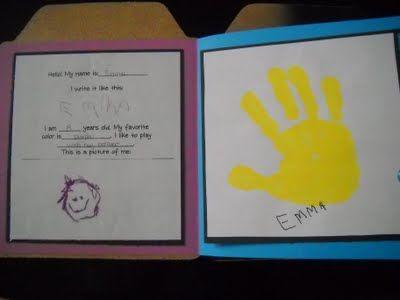 kindergarten graduation activities and ideas - cute for preschool graduation too!