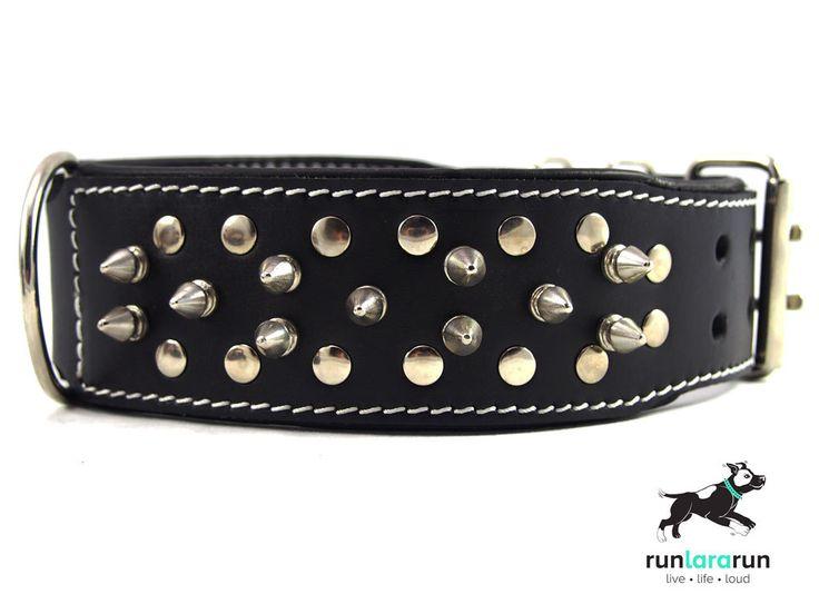 "runlararun - the best dog collars, leads and harnesses - ""Takora"" Collar - 6cm Width, $64.95 (http://www.runlararun.com/takora-collar-6cm-width/)"