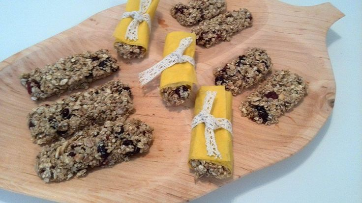 Granola bars,home-made!