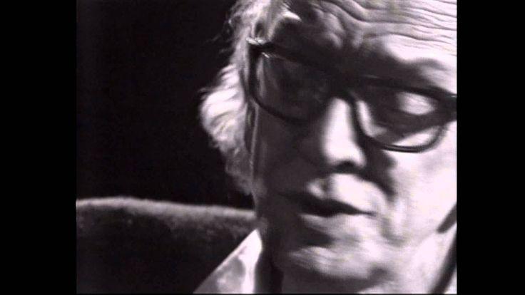 """""""Nada além"""", por Mário Lago- ator e compositor interpreta seu primeiro sucesso…"""