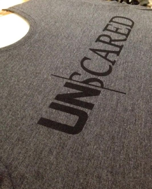 Unscared crossfit merchandise