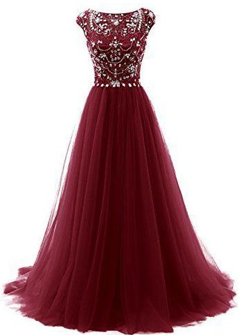 Burgundy Prom Dresses,Wine Red Evening Gowns,Sexy Formal Dresses,Burgundyv neck prom dress,mermaid prom dress,Long prom dress