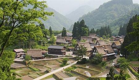 Ainokura - the most remote villages in Gokayama