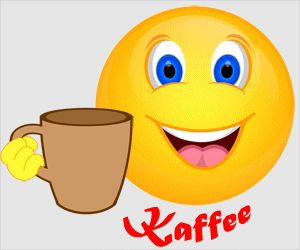 Smiley – Kaffee