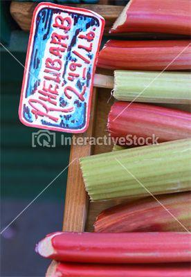 Rabarbar #colorful #rhubarb #zdrowie #witaminy