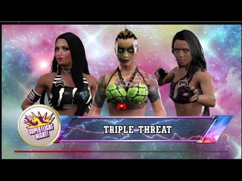 WWE 2k17 RAW Superflight Night || WWE gaming show 29/03/2017||new.