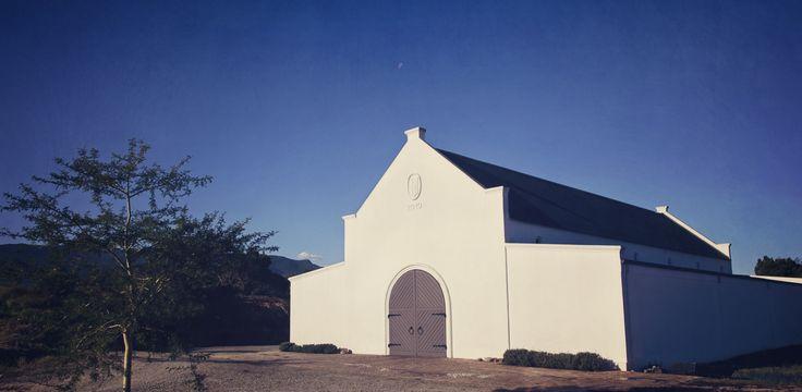 Bramon Cellar - Where it all happens for the Plettenberg Bay wine farms.