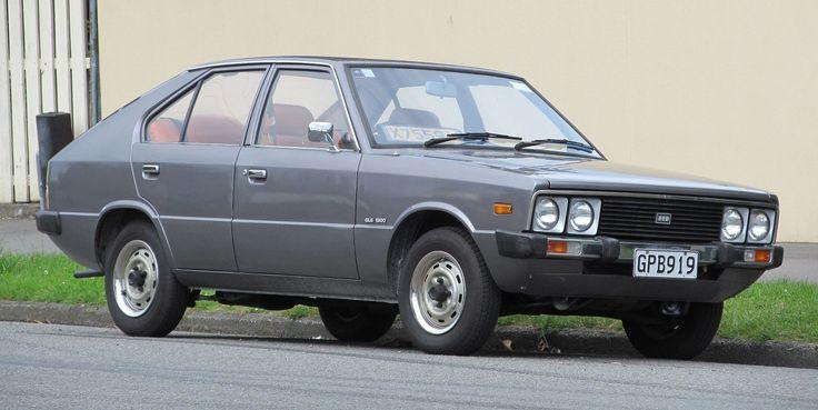 Hyundai Pony gen. 1
