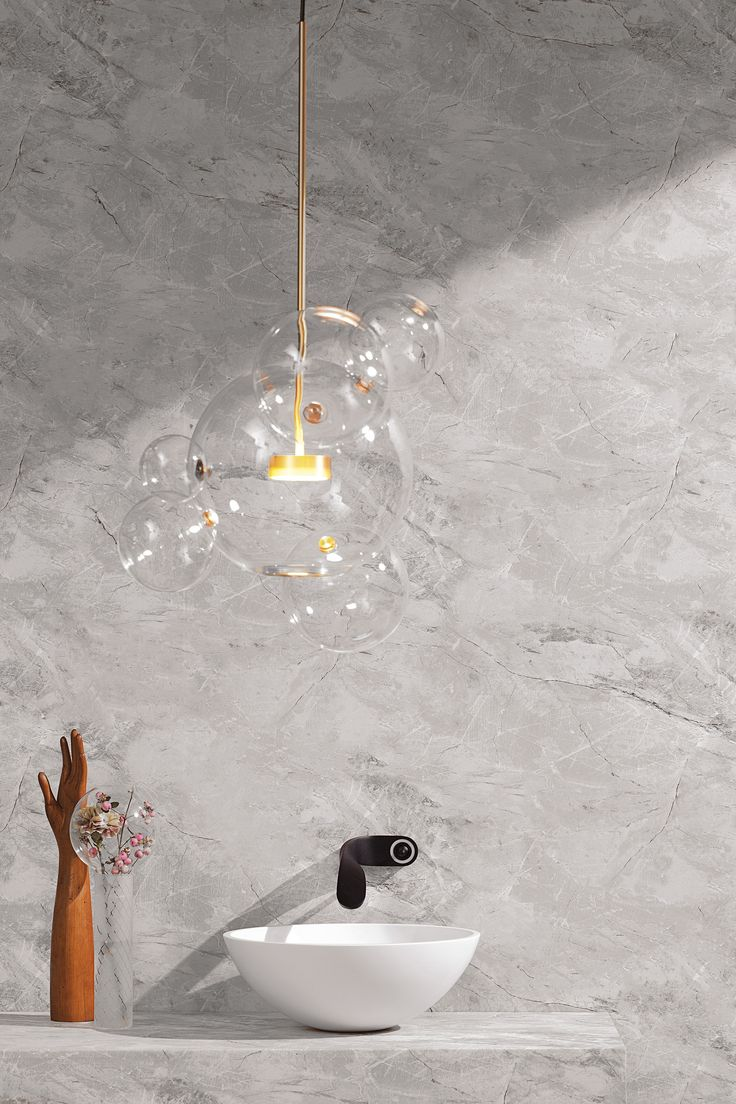 Lamp graff bathroom faucets - Ametis Wall Mounted Lav Faucet Designed For Graff By Davide Oppizzi
