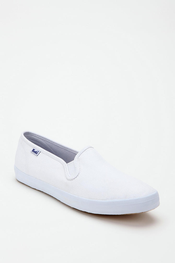 Keds Slip Ons $24.99. Always a classic!