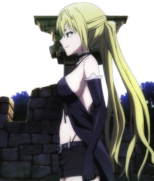 Trinity 7 Anime Characters : Trinity seven anime manga pinterest
