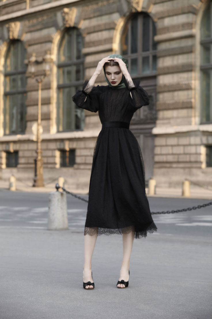 Ulyana Sergeenko, Ready-To-Wear, Париж
