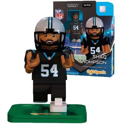 Shaq Thompson OYO Sports Carolina Panthers Player Minifigure  #shaqthompson #panthers #superbowl50 #nflpa #oyosports