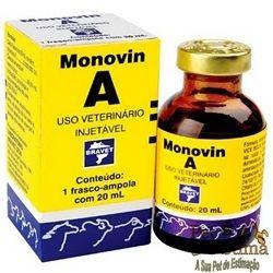 Aproveitem!  MONOVIN A VITAMINA 20ML por R$26,03*.  Este produto MONOVIN A é indicado para o tratamento de hipovitaminose A e seus sintomas como afecções cutâneas e pêlo sem brilho.  http://www.petstima.com.br/monovin-a-vitamina-20ml/17313  Visitem: www.petstima.com.br  * Valor referente para pagamento via Transferência ou Depósito. Frete não incluso no preço do produto.