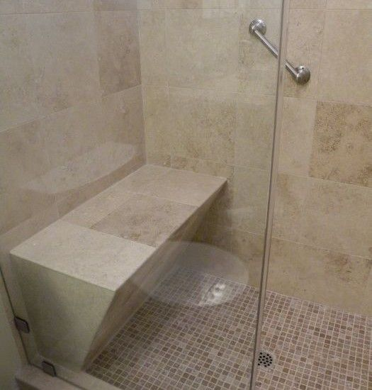 17 Best Images About Doorless Shower On Pinterest