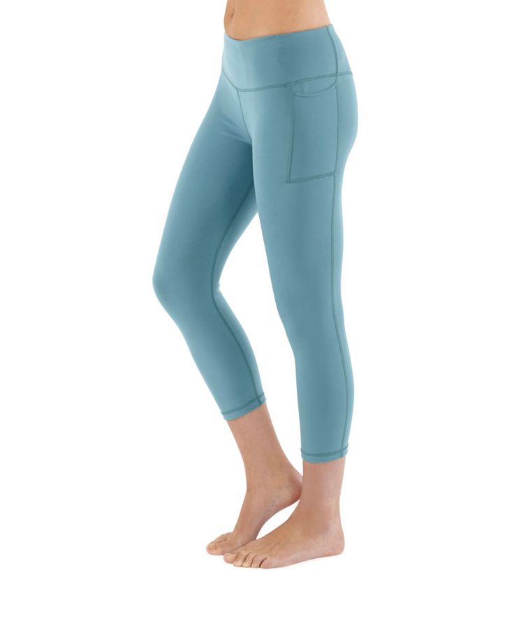 Toska Leggings / Teal  www.talbotavenue.com