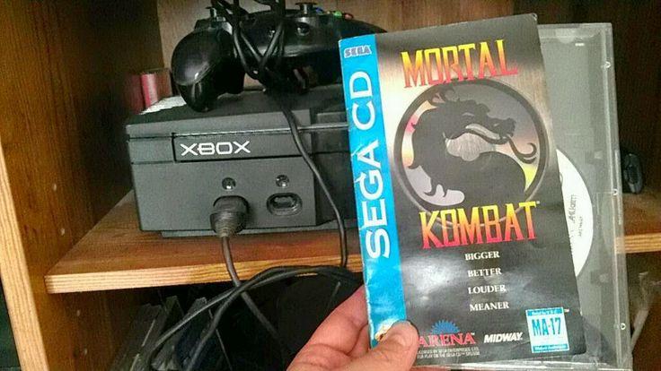 Play Sega CD Discs on the Xbox Original