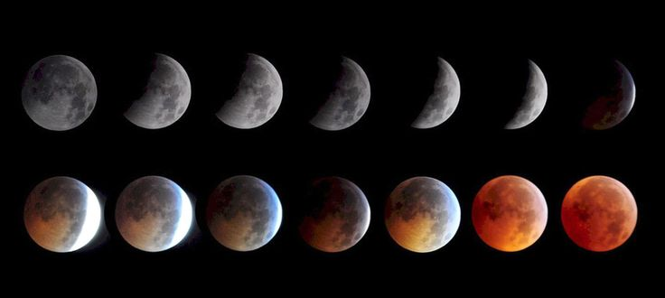 Don't Blink! April 4th Lunar Eclipse Shortest of the Century - Universe Today