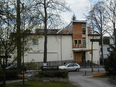 Norwegian Ambassador`s residence in Berlin, Winkler Straße 15A, 14193 Berlin, Germany