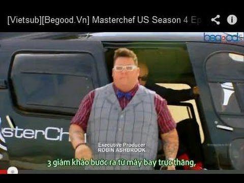 Masterchef US Season 4 - Vietsub - Tập 20