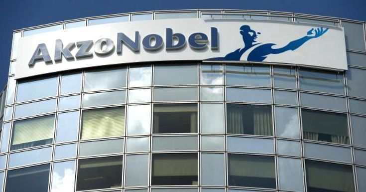 Dutch paints and coatings maker AkzoNobel rejected a second takeover proposal from U.S. rival PPG Industries saying an improved offer was too low and too risky.