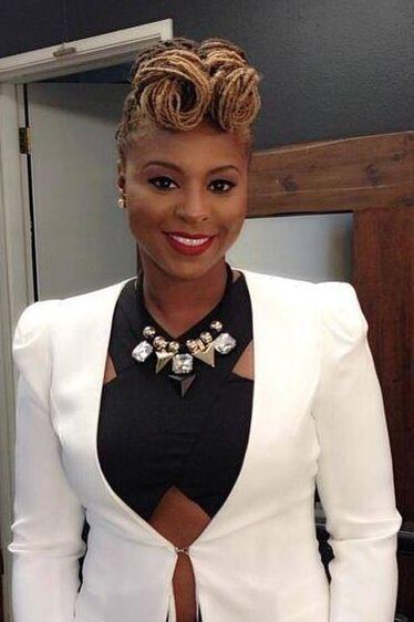 Dreads Date a Black Beauty: http://www.blackwhitepassion.com #blackwomen #beauy #dating