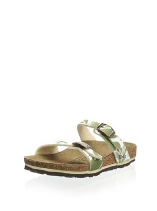 53% OFF Birki's Kid's Cork Passion Sandal (Khaki)