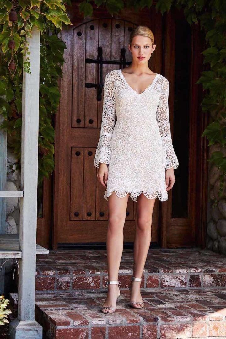 Gorgeous Tadashi Shoji Wedding Dresses Fall 2018
