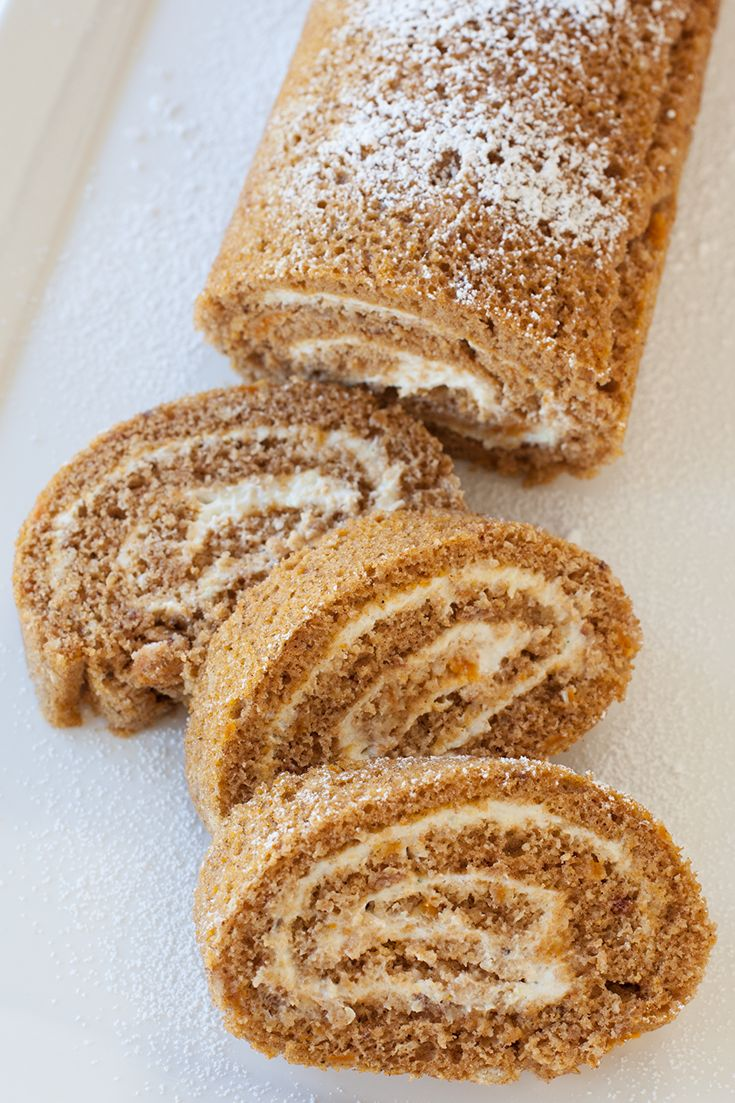#Epicure Spiced Pumpkin Roll