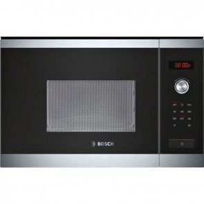 Bosch  HMT75M654B Exxcel Compact Microwave Oven Stainless Steel - Banyo.co.uk