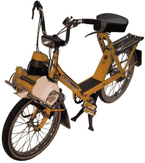 Solex 5000 #velosolex #moped #knallerter