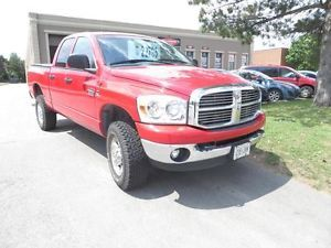 2008 Dodge Other SLT Pickup Truck Oakville / Halton Region Toronto (GTA) image 1