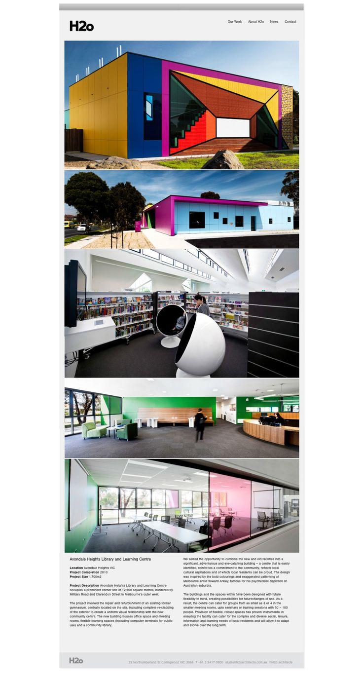 H2o Architects (2014) Michael Semeniuk
